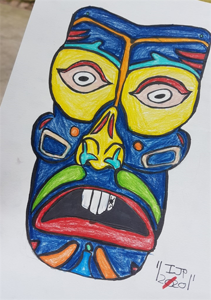 Year 8 North American mask study for Gallery IP